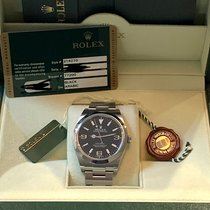 Rolex Explorer Steel 39mm Black Arabic numerals United States of America, California, lafayette