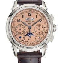Patek Philippe Perpetual Calendar Chronograph Platinum 41mm Pink UAE, Dubai