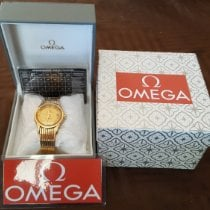 Omega Constellation Oro amarillo 35mm