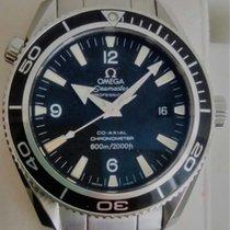 Omega 2201.50.00 Acciaio 2009 Seamaster Planet Ocean 42mm usato