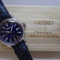 Seiko Presage Steel 40.6mm Blue Roman numerals United States of America, California, El Segundo