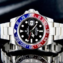 Rolex GMT-Master II 116719BLRO Very good White gold 40mm Automatic United States of America, Michigan, Southfield