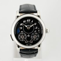 Montblanc Nicolas Rieussec Steel 43mm United States of America, New Jersey, Edison