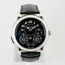 Montblanc Nicolas Rieussec Montblanc Nicolas Rieussec Chronograph Automatic Black Dial new