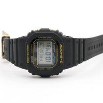 Casio G-Shock rabljen Boja šampanjca Kronograf Datum, nadnevak Mjesecni pokazivac Budilica Kaučuk