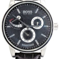 Hugo Boss Steel 43mm Automatic pre-owned