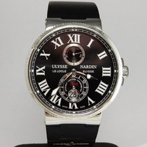 Ulysse Nardin Marine Chronometer 43mm 263-67-3/42 подержанные