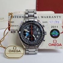 Omega Speedmaster Day Date Steel 39mm Grey Arabic numerals United States of America, California, Los Angeles