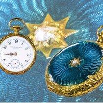 Patek Philippe Aquanaut Velmi dobré Žluté zlato Ruční natahování