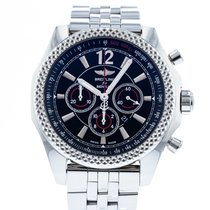 Breitling Bentley Barnato A41390 2010 pre-owned
