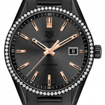 TAG Heuer Carrera Lady 39mm Black