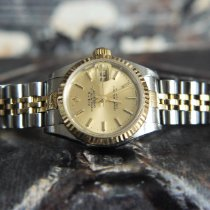 Rolex Lady-Datejust Acero y oro 26mm Champán