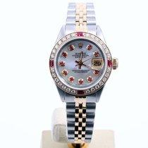 Rolex Lady-Datejust tweedehands