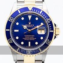 Rolex Submariner Date 16613 2009 gebraucht