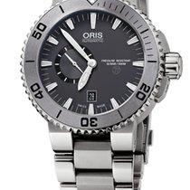 Oris Aquis Titan 01 743 7664 7253-07 8 26 75PEB new