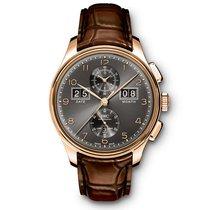 IWC Men's IW397202 Portugieser Perpetual Calendar Watch
