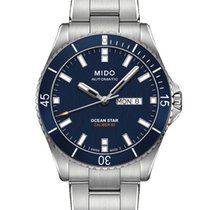 Mido Steel 42,5mm Automatic M0264301104100 new
