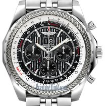 Breitling Bentley 6.75 Steel 49mm Black United States of America, New York, Airmont