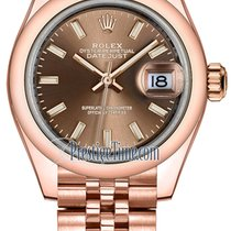 Rolex Lady-Datejust Rose gold 28mm United States of America, New York, Airmont