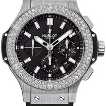 Hublot Big Bang Evolution Diamond