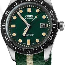 Oris 73377204057LS24 Steel Divers Sixty Five new United States of America, New York, Brooklyn