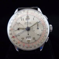 Angelus Chronodato with full calendar tachymeter with caliber 217