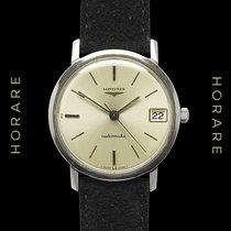 Longines Monoblock Automatic Thin Elegant Watch Vintage