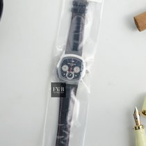 Patek Philippe Perpetual Calendar Chronograph Platinum 37mm Black No numerals United States of America, Texas, Houston