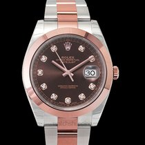 Rolex Rose gold Automatic new Datejust