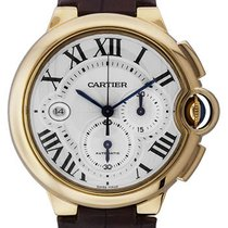 Cartier Ballon Bleu 44mm Yellow gold 46mm United States of America, New York, New York