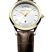 Maurice Lacroix Les Classiques Date nieuw 38mm Staal