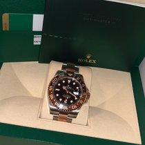 Rolex GMT-Master II Oystersteel et or Everose