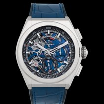 Zenith Titanium Automatic 95.9002.9004/78.R584 new United States of America, California, San Mateo