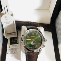 Seiko Alpinist SARB017 - with Bark Limited Performance -