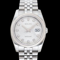 Rolex Datejust White gold United States of America, California, San Mateo
