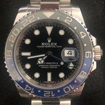 Rolex GMT-Master II occasion 40mm Acier