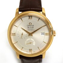 Omega De Ville Prestige Rose gold 39mm Silver United States of America, Virginia, Vienna