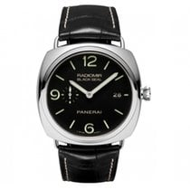 Panerai Radiomir Black Seal 3 Days Automatic Steel 45mm Black Arabic numerals United States of America, Iowa, Des Moines
