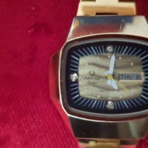 Orfina Yellow gold 29mm Automatic 2048 new