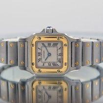 Cartier Золото/Cталь 24mm Кварцевые W20012C4 подержанные