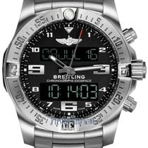 Breitling Exospace B55 Connected Nem viselt Titán 46mm Kvarc
