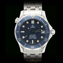 Omega 25518000 Steel Seamaster Diver 300 M pre-owned