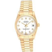 Rolex Lady-Datejust 68278 1993 pre-owned
