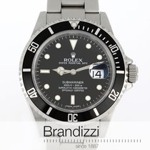 Rolex 16610 Steel 2011 Submariner Date 40mm pre-owned