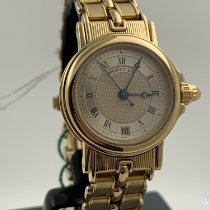 Breguet pre-owned Automatic 26mm Silver Sapphire crystal