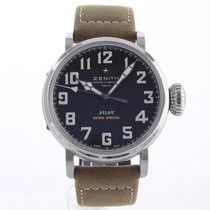 Zenith Pilot Type 20 Extra Special Steel 45mm Arabic numerals