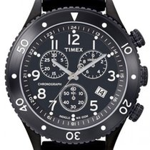 Timex Stahl 42.5mm Quarz T2M708 RY neu