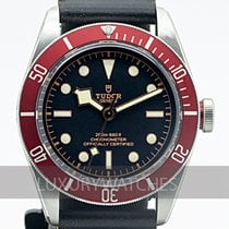 Tudor Black Bay Steel 41mm Black
