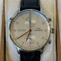 IWC Portuguese Chronograph Acciaio 41mm Argento Arabo Italia, Arezzo
