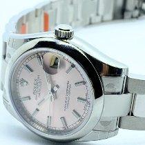 Rolex Lady-Datejust nuevo Automático Reloj con estuche y documentos originales 178240